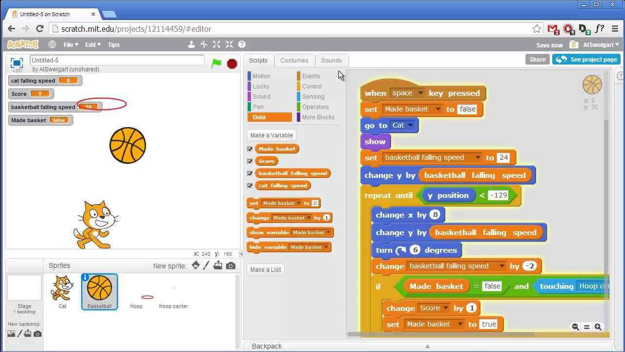 How to Make a Game on Scratch (with Pictures) - wikiHow