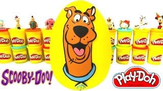 TumbikTV Scooby Doo Sürpriz Yumurta Oyun Hamuru - Scooby Doo Oyuncakları Cicibiciler LPS