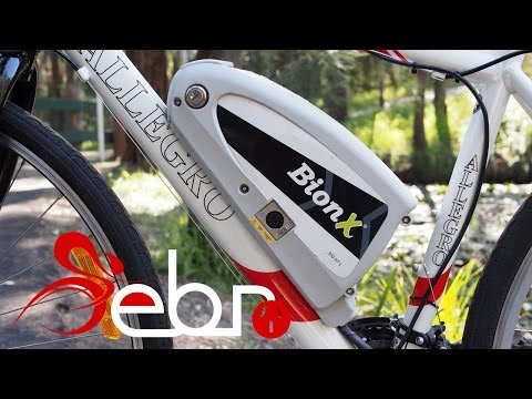 Bionx 36V PL 350HT Electric Bike Kit Review