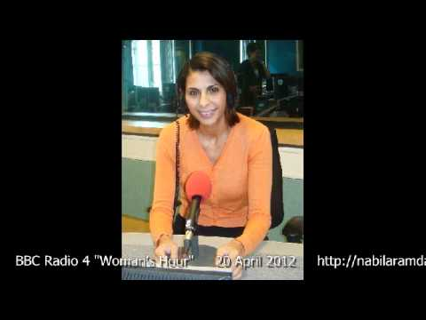 Nabila Ramdani - Bbc Radio 4 - Woman's Hour - Women & The French Elections - 20 April 2012 video