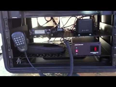 Amateur Radio Go Box - Ham Radio ARES - RACES