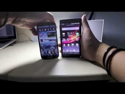 Sony Xperia Z Review (Indonesia)