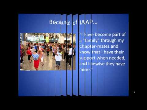 Because of IAAP