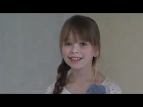 Connie Talbot - Firework - Katy Perry Cover video