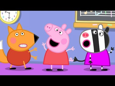 Свинка Пеппа на русском все серии подряд 🐻 Тедди Детский Сад ⭐️ Свинка Пеппа 2019 ⭐️ Мультики