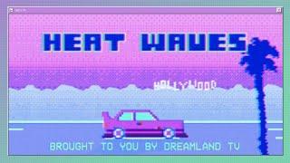Download lagu Glass Animals - Heat Waves (Lyric video)