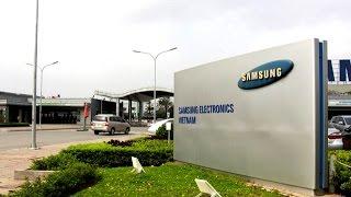 Công nhân Samsung Việt Nam có bị ảnh hưởng sau loạt sự cố? - Tin tức trong ngày