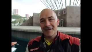 Transanatolia 2014: Arturo Casanova finisce la gara...