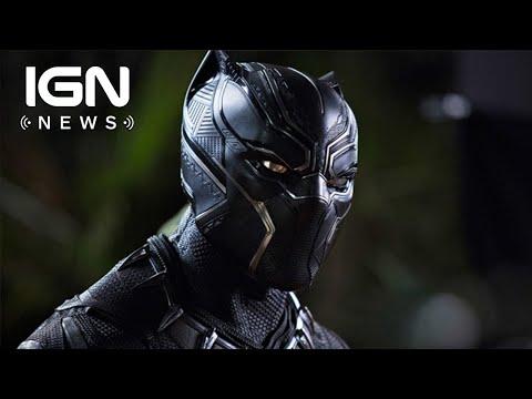 Black Panther Beats Fandango MCU Preorder Ticket Sales Record - IGN News