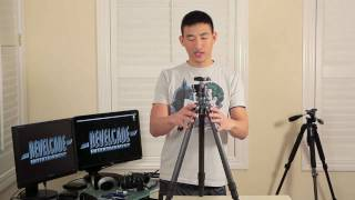 Gitzo GT2541 Moutaineer Carbon Fiber Tripod Legs Review