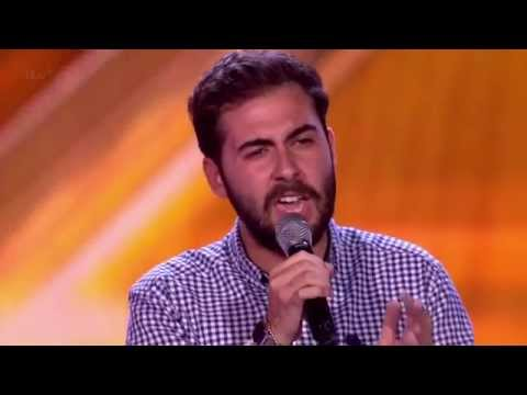 """Andrea Faustini - """"I Didn't Know My Own Strength"""" - The X Factor Uk 2014"""