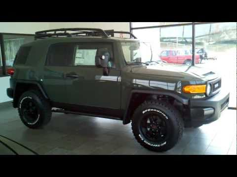 2012 fj cruiser trail teams edition review and test drive how to make do everything. Black Bedroom Furniture Sets. Home Design Ideas