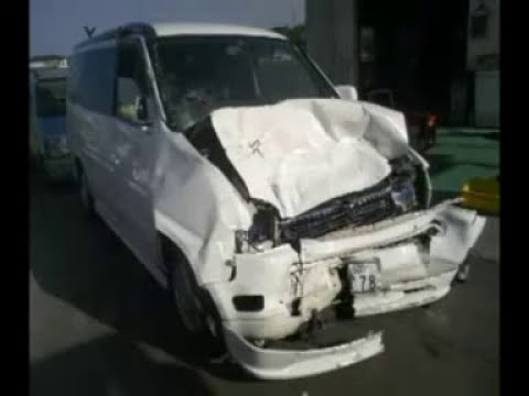 accidente japon/ atrevete a verlo