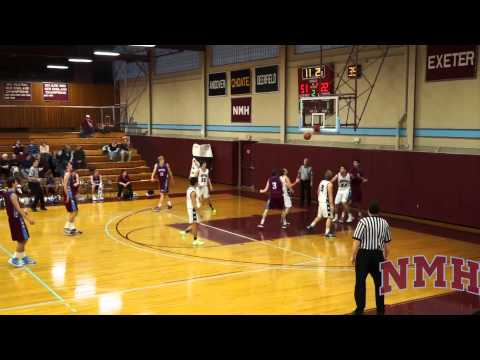 NMH knocks off Deerfield Academy, 71-37!