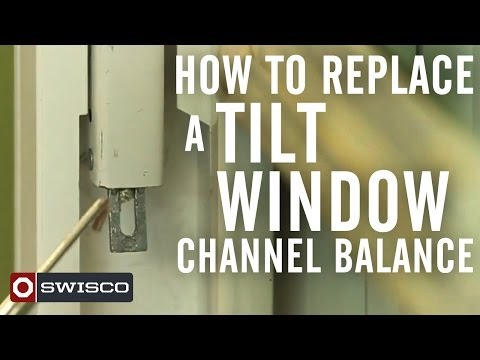 How To Replace An Andersen Window Balance How To Save