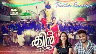 Queen Trailer Reaction by Ronn & Neha   Malayalam   Desi Reactions on Queen Malayalam movie trailer