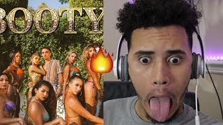 C Tangana Becky G Booty Audio Oficial Reaccion