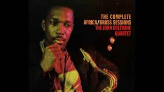 John Coltrane - Song Of The Underground Railroad
