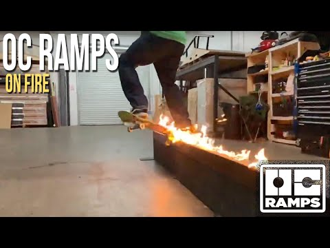 OC Ramps is on fire!