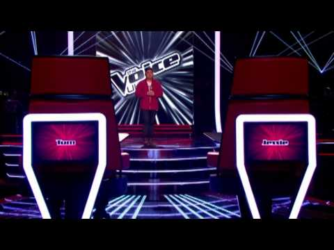 Filipino the voice - UK Series 2