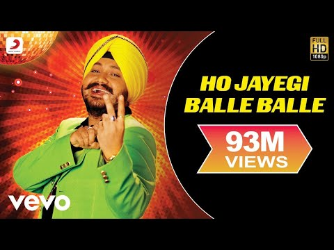 Daler Mehndi - Ho Jayegi Balle Balle Full Video