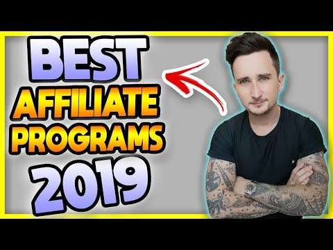 The Best Affiliate Programs For 2019 (Highest Paying And Recurring Commissions)