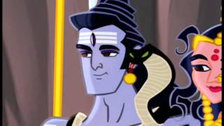 Tales of Lord Shiva:  Ganesh and Kartikya