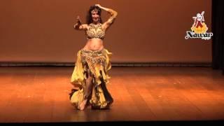 III anos Cia Nawar - Solo Ju Marconato (convidada especial)!