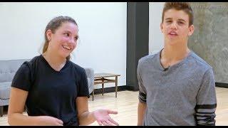 DWTS Juniors - Celebrities Meet Their Partners & Mentors (Dancing With the Stars Juniors)