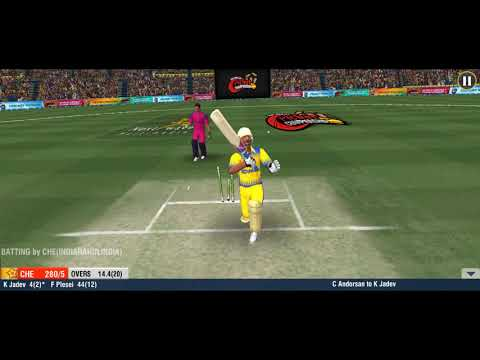 IPL match csk Vs pune