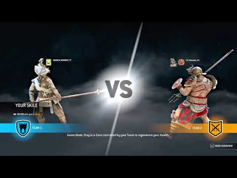 FOR HONOR WITHOUT HONNOR
