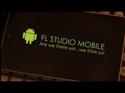 FL Studio Mobile Android | SOON!