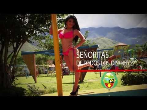 LA SEÑORITA LA CONVENCIÓN 2014