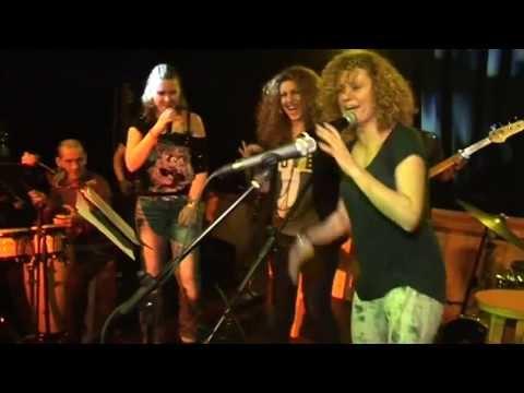 I Feel Good - jam - pop & rock meets jazz & friends, live in Sofia -13.03.2013 @ Back Stage Club У�а��ва� Славена �а�калова - вокал, JazzOrpheus - ки�а�а,...