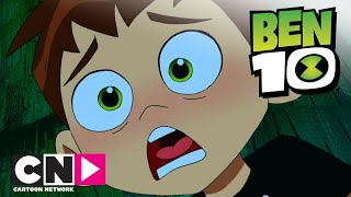 Ben 10 | Tijdreizende aliens | Cartoon Network