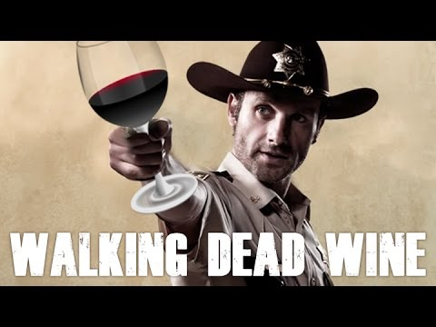 Walking Dead Wine