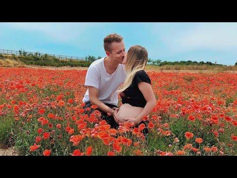 Total glücklich: Julian & Bibi zelebrieren Schwangerschaft