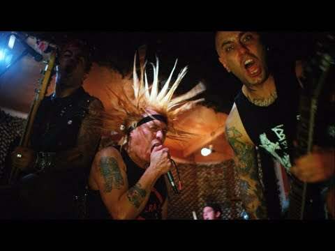 The Casualties - My Blood, My Life, Always Forward
