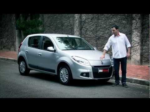 Guia e Teste do Renault Sandero