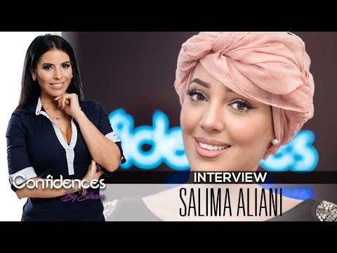 Interview SALIMA ALIANI - Confidences By Siham
