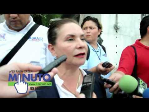 Demanda Laura Zárate respetar la contienda electoral