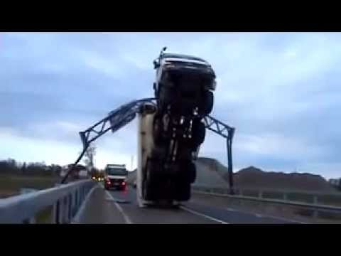 funny video Dump truck for the buck