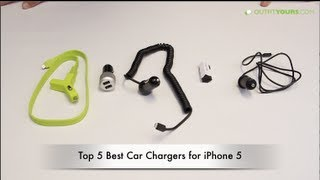 (7.34 MB) Top 5 Best Car Chargers for iPhone 5S & iPhone 5 Mp3
