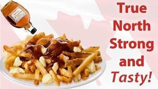 Top 10 CANADIAN Foods!
