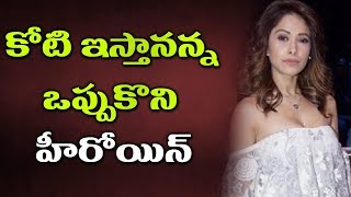 Nushrat Bharucha was Offered Rs 1 Crore for a South film | Tollywood News