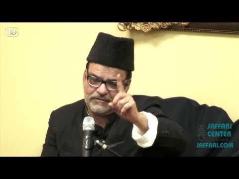 18th Safar 1434 Maulana Abid Bilgrami Night 8