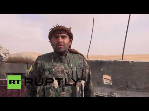 Syria: More Arab forces from Al-Jazirah region to join SDF-led anti IS drive in Raqqa