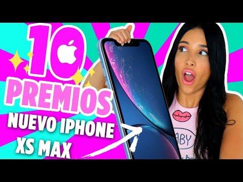 MEGA SORTEO 10 GANADORES IPHONE XS MAX POR LOS 10 MILLONES! - INTERNACIONAL Y FACIL DE CONCURSAR!