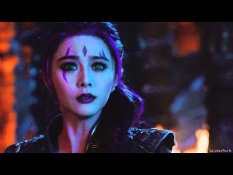 Stronger Than My Fears ~ Clarice Ferguson (Blink) ~ X-Men: DoFP