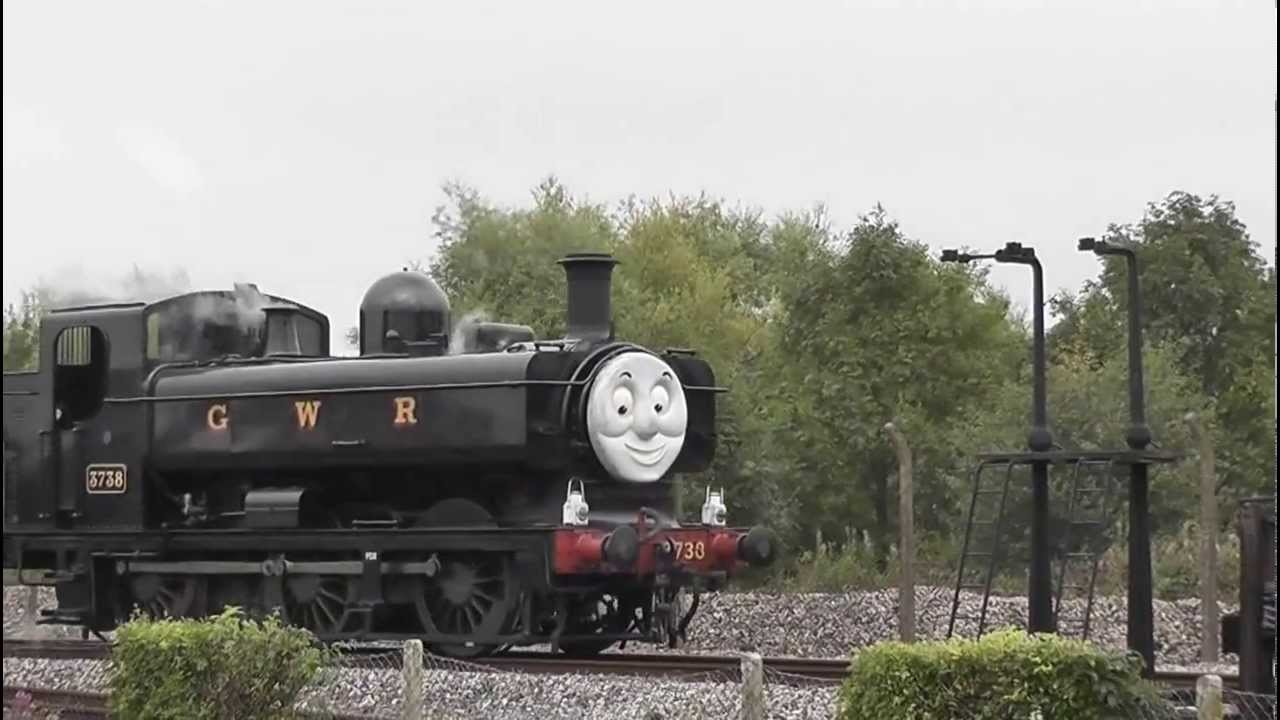 Image boco in trainz thomas and friends png scratchpad fandom - Duck Thomas The Tank
